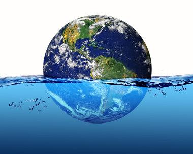 sea level increased