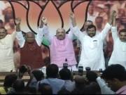 bihar election manjhi accepts 20 seats bjp will fight on 160 seats