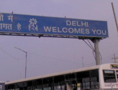 border delhi